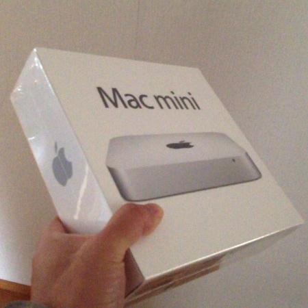 Mac miniを購入したから