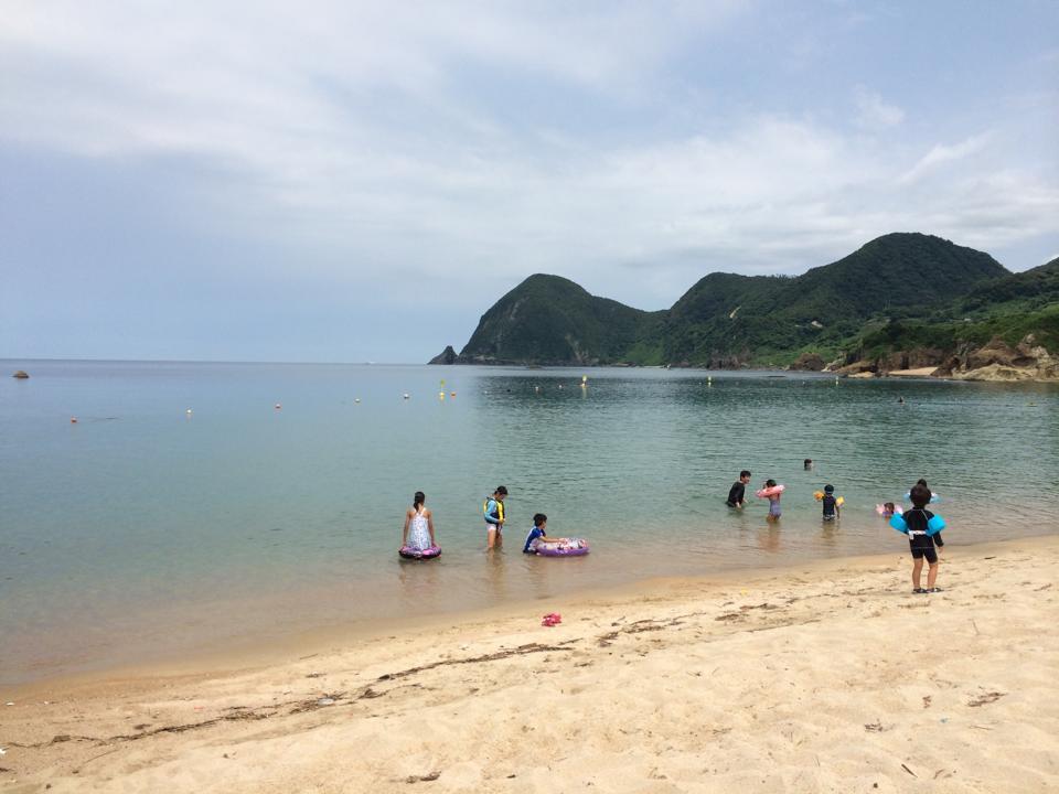 関西の海無し県から子連れで海水浴に行くなら丹後半島!